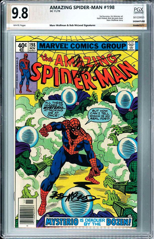 Amazing Spider Man #198